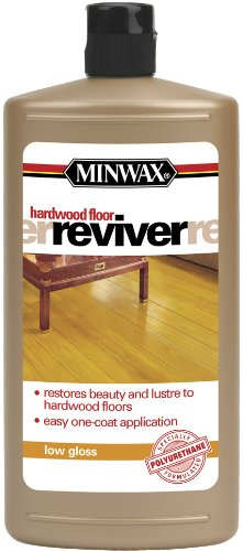 Minwax Available 609604444 Hardwood Floor Reviver, 32 ounce, Low Gloss