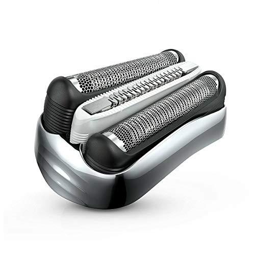 Remplacement de rasoir électrique pour Braun 32s 3 Series Foil Replacement Cassette Cassette Silver