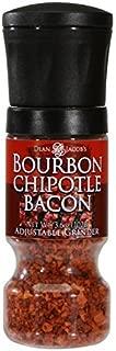 Dean Jacob's Bourbon Chipotle Bacon Gripper Grinder Mill 3.6 oz.
