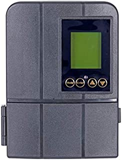 Sterno Home GL33120 12V 120W Low Voltage Landscape Lighting Transformer with Dusk-to-Dawn Timer