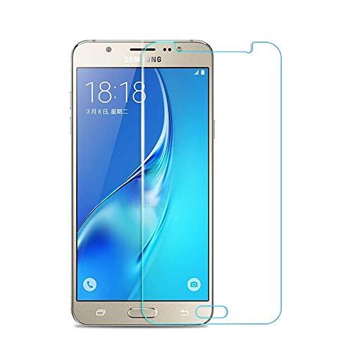 HongMan [3 Pack] Protector de Pantalla para Samsung Galaxy J5 2015 Cristal...
