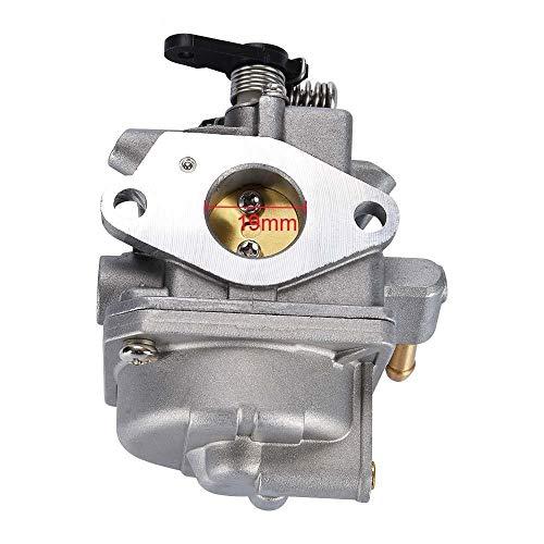 LucaSng Carburetor Fits Nissan Tohatsu Mercury MF3.5 MFS4 MFS5 NFS4 4 Stroke 3.5HP 4HP 5HP 6HP Outboards