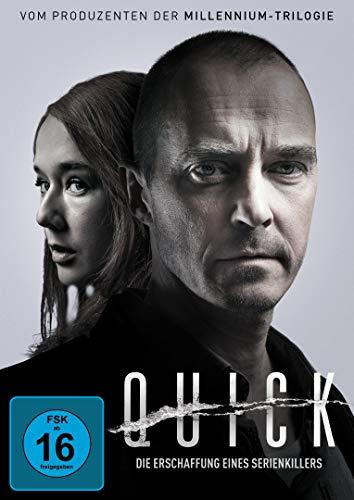 Quick - Die Erschaffung eines Serienkillers, 1 DVD