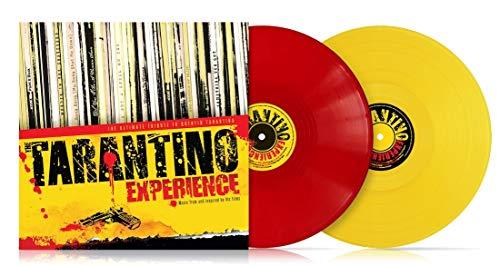 The Tarantino Experience (Gatefold, Vin. Rojo/Amarillo) 2Lp [Vinilo]