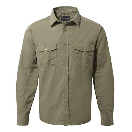 Craghoppers -   Kiwi Langarm Hemd