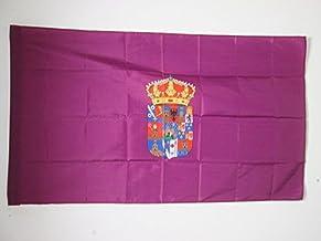 AZ FLAG Bandera de Mesa de la Provincia DE ALBACETE 21x14cm BANDERINA de DESPACHO ALBACETE EN/Castilla-LA Mancha 14 x 21 cm
