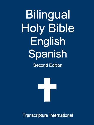Bilingual Holy Bible English Spanish