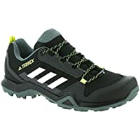 adidas Terrex AX3 Men's Hiking Shoes (Core Black / Cloud White / Acid Yellow)