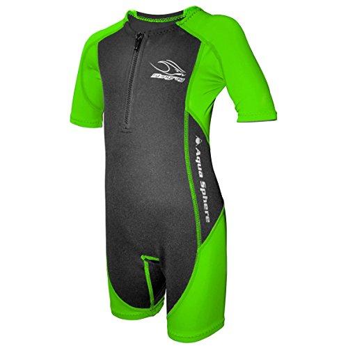 Aqua Sphere Stingray Kinder Neopren Shorty Neoprenanzug Schwimmanzug