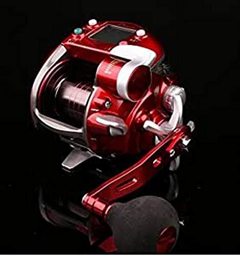 Ecooda Dragon Lx7000 Elektrische Angelrolle zum Schleppen, 30 kg Traglast