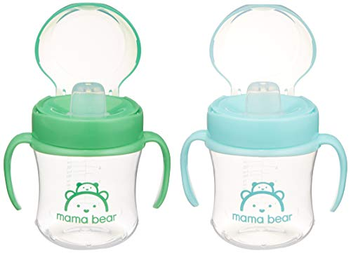 Amazon Brand - Mama Bear Transition Cup (Pack of 2) Now $8.54