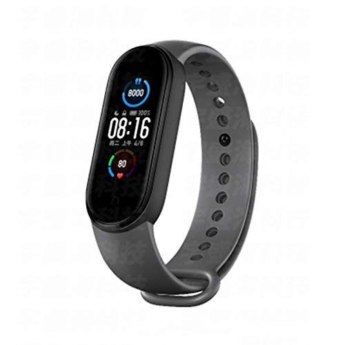 LDJ Smart Watch Men's Y Women's Bluetooth Call Rate Monitor Monitor De La Presión Arterial Fitness Tracker Smartwatch Band 5 Sports Watch (para iOS Android),C
