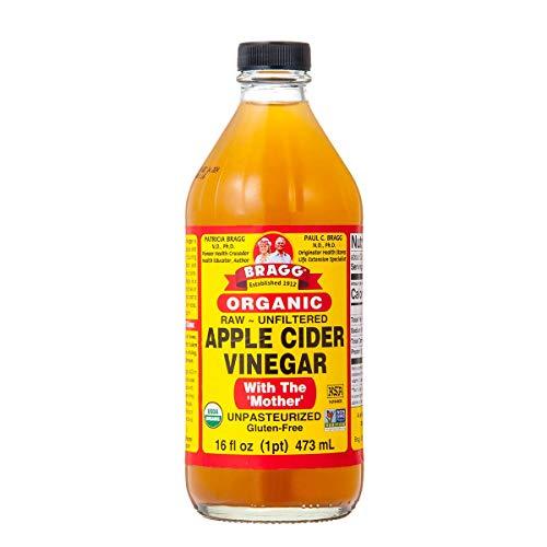 Bragg オーガニック アップルサイダービネガー 【日本正規品】りんご酢 473ml