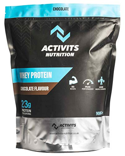 Activits Nutrition Performance Whey Protein 900g. (Chocolate)