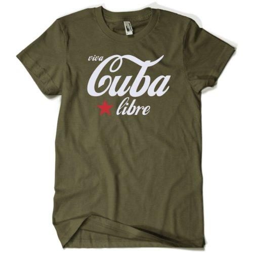 Cuba libre olive Gr. L