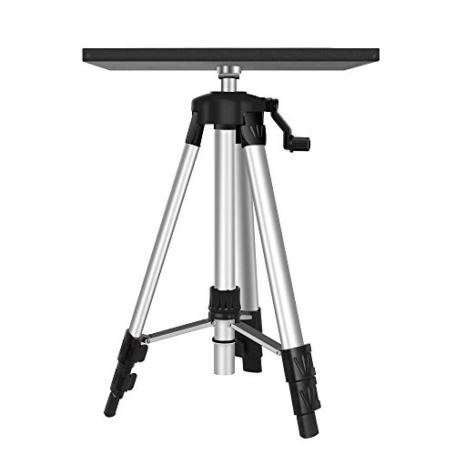 CiBest Projector Stand, Adjustable Laptop Stand, Aluminum Tripod Multi-Function Stand, Computer Stand Adjustable Height 17