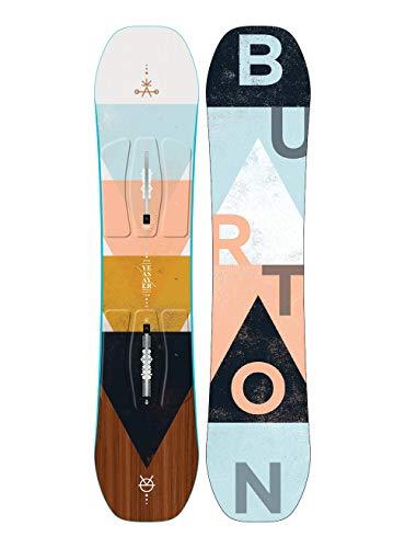 Burton Yeasayer Smalls, Tavola da Snowboard Bambina, No Color, 138