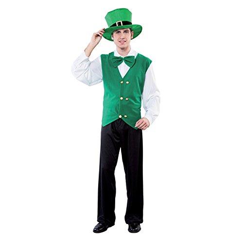 Eurocarnavales - Cs926178/m - Costume Irlandais St Patrick Taille M