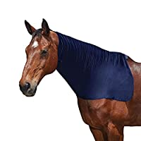 Helps train your horse's mane to one side. Gives your horse some extra warmth whilst wearing. Prevents rug rubbing from occurring. Next Day Delivery £1.99, Cut off time 7pm UK Time Helps keep your horse clean, especially the night before a show.