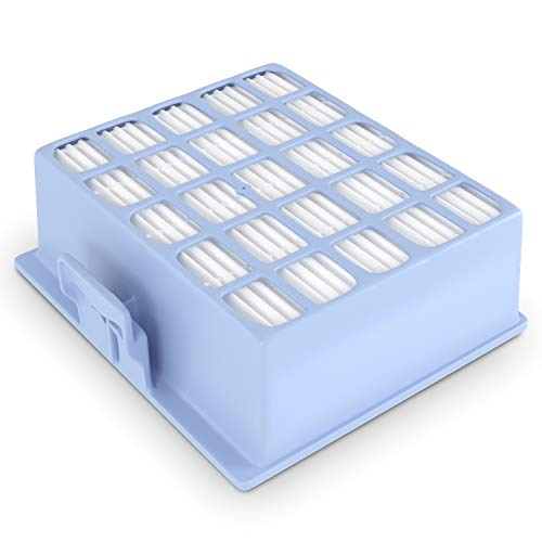Filtro HEPA filtro aria lamellare filtro igienico di ricambio per Bosch Siemens 00576833 576833 Filtro HEPA per aspirapolvere BBZ156HF VSZ4G VZ153HFB VS06G VS06B Z3.0 BBZ153HF