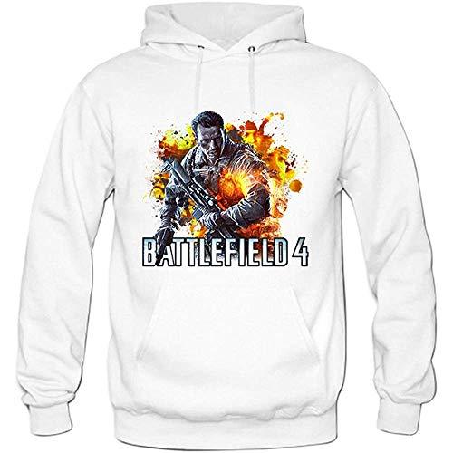 NR Battlefield 4 Mens Hoodie Sweatshirt
