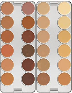 Best kryolan dermacolor camouflage creme palette 24 colors Reviews