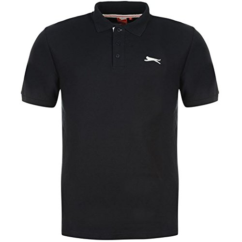 Slazenger Herren Polo Poloshirt 2014 Navy, S