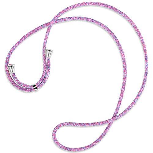 mtb more energy® Cuerda de Repuesto para Collar Smartphone - Unicornio Morado...