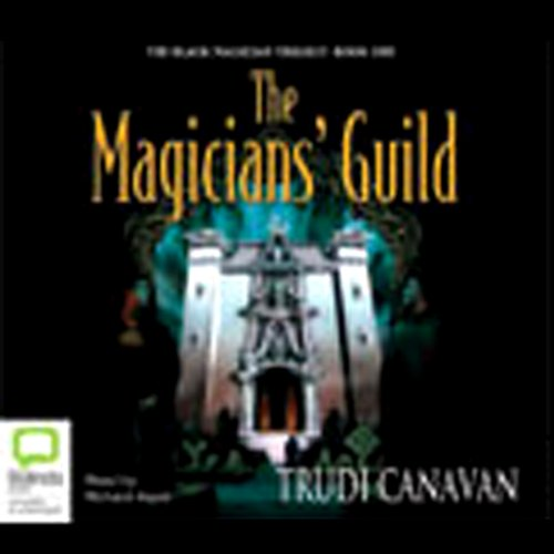 The Magician's Guild audiobook cover art