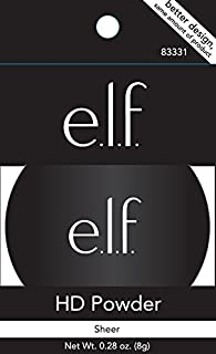 e.l.f. High Definition Powder Sheer, 0.28 Ounce