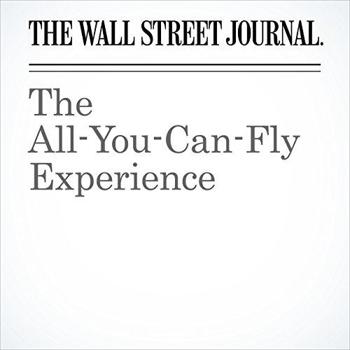 The All-You-Can-Fly Experience cover art