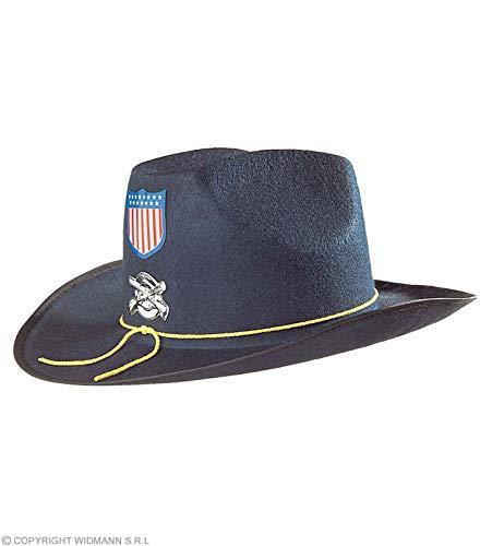 Widmann Kinder Union Filz amerikanische USA Hüte Kappen & Kopfbedeckung für Kostüme Zubehör