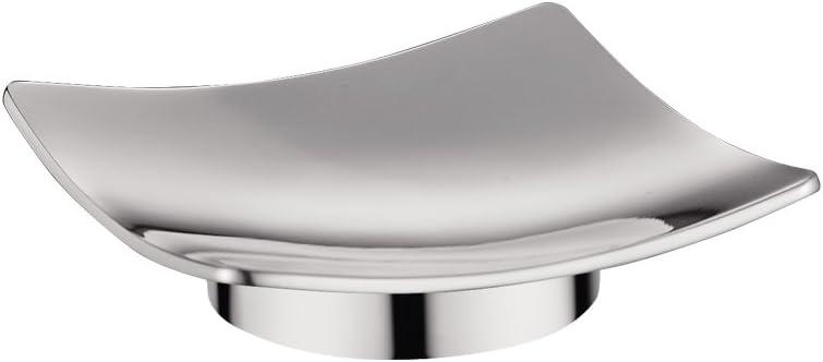 Amazon Com Zack 40321 Tenno Soap Dish 4 72 By 3 54 Inch Home Kitchen