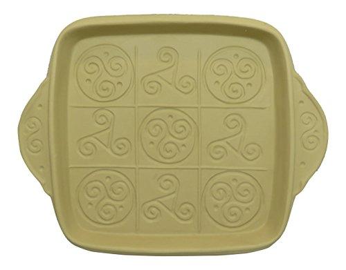 Brown Bag Shortbread Cookie Pan - CELTIC TRISKELE - NEW For 2017