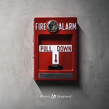 Fire alarm: Pull Down
