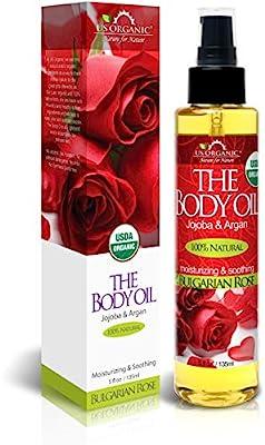 US Organic Body Oil