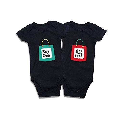 Twins Baby Bodysuits