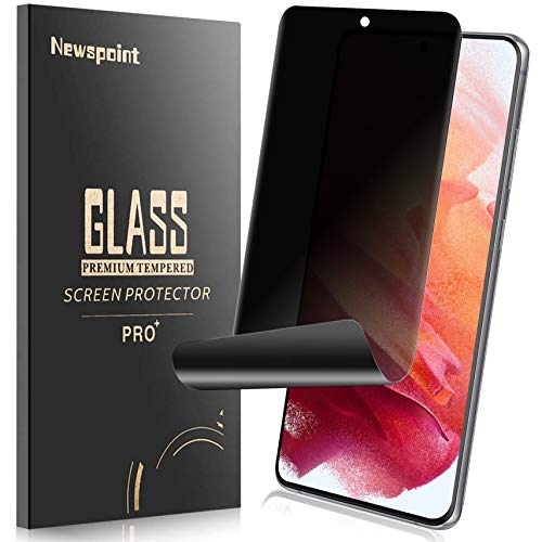privacy screen protectors Galaxy S21 Ultra Privacy Screen Protector, [Case Friendly] [Fingerprint Available] Soft Film for Samsung Galaxy S21 Ultra 5G (6.8