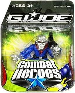 Mejor Combat Heroes Gi Joe de 2021 - Mejor valorados y revisados