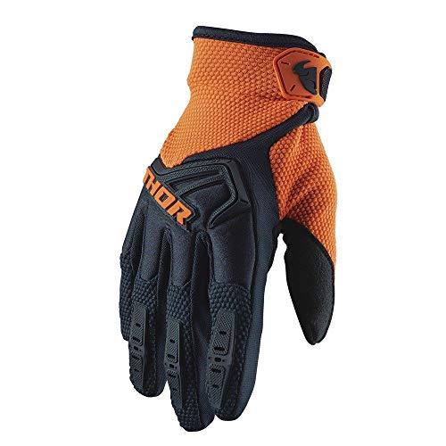 Thor MX Spectrum Motocross Handschuhe 2020 midnight orange