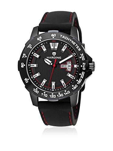Harding Uhr HS0401Speedmax–Stahl, Kautschuk schwarz