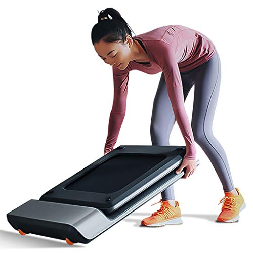 Smart Electric Folding Treadmill Jogging Space Walker Aerobic Exercise Fitness Equipment Home Ecosystem (Voltage : 220V)