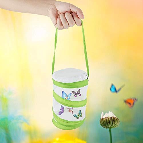 Polyestergarn-Netzkäfig-Schmetterlingshaus Wiederverwendbar Langlebig für die Anzeige von Gartenzuchtwerkzeugen