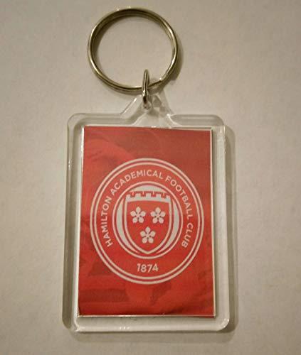 Hamilton Academical FC Football Key Ring