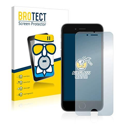 BROTECT Protector Pantalla Cristal Mate Compatible con iPhone 6 / 6S Protector...