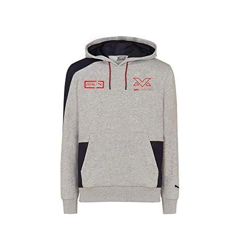 Red Bull Racing Max Verstappen Driver Zip Hoodie, Youth Größe 164 - Original Merchandise