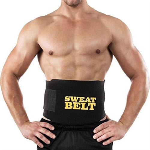 QWSA Lordosenstütze Gürtel, Frauen Sweat Body Suit Sweat Gürtel Shaper Premium-Taillen-Trimmer-Gurt-Taillen-Trainer Korsett Shapewear Schlankheits-Weste Underbust