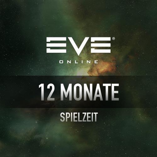 EVE Online - 12 Monate Spielzeit [Instant Access]