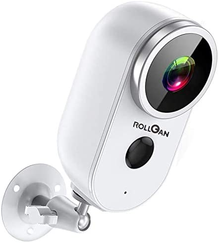 Security Home Camera Outdoor Wire Free Rechargeable Battery Powered 1080P HD Wireless Smart product image