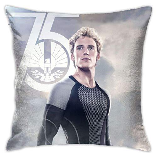 Junip Pillow Case Fashion Square Pillowcase Decor Throw Pillow Cover 18in18in
